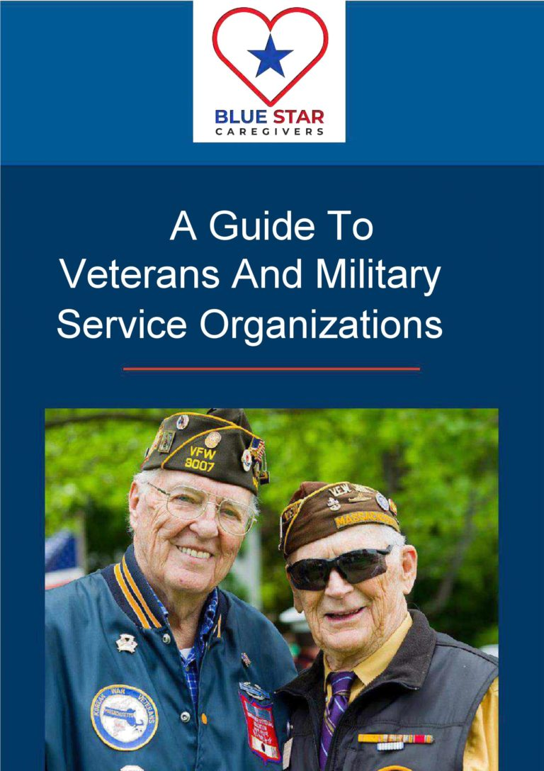 Guide To Veterans And Military Service Organizations